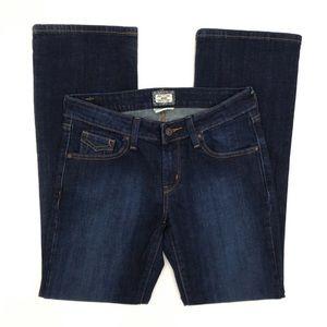 Levi's 545 4 Low Rise Bootcut Jeans Boot Cut Denim
